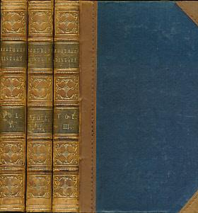 History of Denmark, Sweden and Norway. 3 Volume Set. The Cabinet Cyclopædia: Dunham, S A; ...
