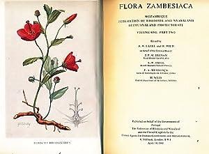 Flora Zambesiaca. Volume One, Part Two: Exell, A W;