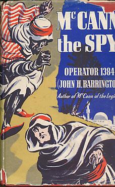 McCann the Spy: Barrington, John H ('Operator 1384')