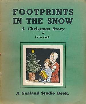 Footprints in the Snow: Cook, Celia; Hilton, Margaret L; Brockbank, Elisabeth [illus.]