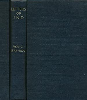 Letters of J.N.D. Volume 2. Letters from 1868-1879: Darby, J N