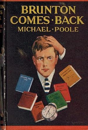 Brunton Comes Back: Poole, Michael