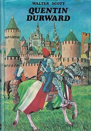 Quentin Durward. 3 volume set: Scott, Walter