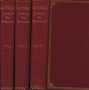 Lauterdale: A Story of Two Generations. 3 volume set: Fogerty, J]