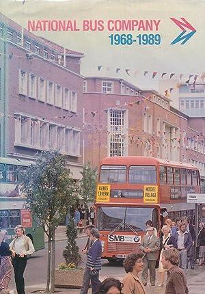 National Bus Company 1968-1989. A Commemorative Volume: Birks, John A [comp.]