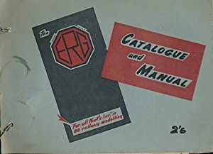 ERG Catalogue and Manual. 1948: ERG