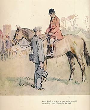 They Meet at Eleven. Signed copy: Meads, Frank; Edwards, Lionel [illus.]