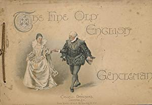 The Fine Old English Gentleman: Green, Charles [illus]