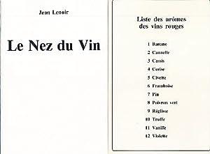 Le Nez du Vin: Les Vins Rouges: Lenoir, Jean