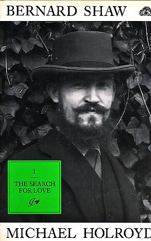Bernard Shaw. Four volume set: Holroyd, Michael