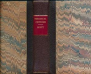 Periodical Criticism. Volume I Poetry: Scott, Walter