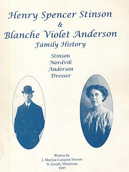 Family History of Henry Spencer Stinson &: Stinson, L Marilyn