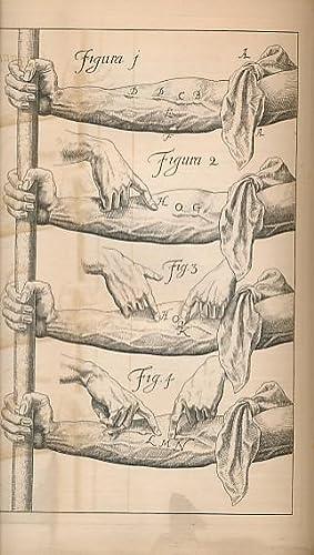 The Anatomical Exercises of Dr. William Harvey. De Motu Cordis 1628; De Circulatione Sanguinis 1649...