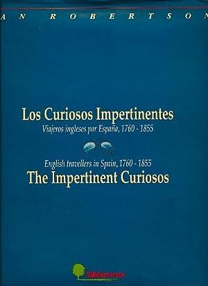 Los Curiosos Impertinentes; The Impertinent Curiosos: Robertson, Ian