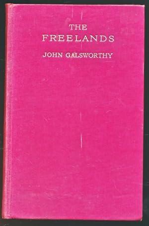 The Freelands. Signed Copy: Galsworthy, John
