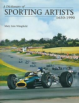 A Dictionary of Sporting Artists 1650-1990: Wingfield, Mary Ann