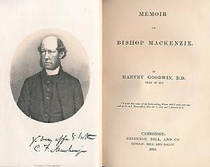 Memoir of Bishop Mackenzie: Goodwin, Harvey