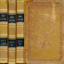 The Red Rover. Three volume set: Cooper, James Fenimore