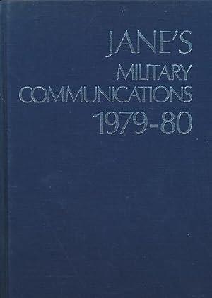 Jane's Military Communications 1979-80: Raggett, R J [ed.]