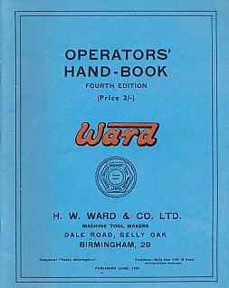 Operators' Handbook: Ward