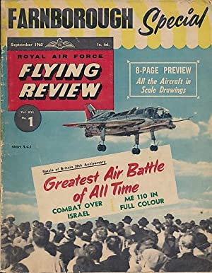 Royal Air Force Flying Review. September 1960. Farnborough Special: Williams, Peter [ed.]