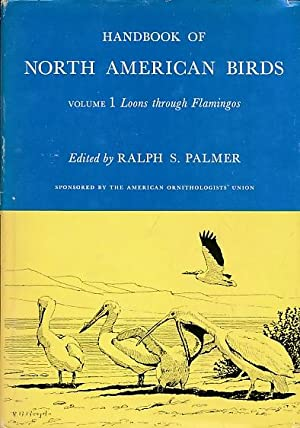 Handbook of North Americam Birds. Volume 1: Loons through Flamingos: Palmer, Ralph S [ed.]
