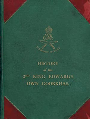 History of the 2nd King Edward's Own: Shakespear, L W