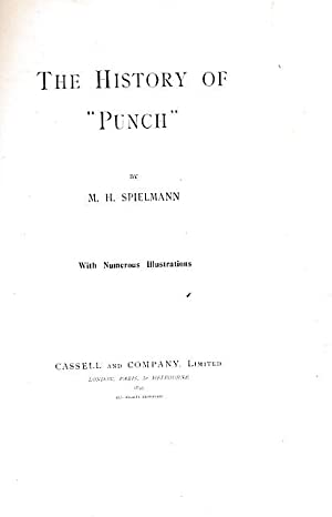 The History of 'Punch': Spielmann, M H