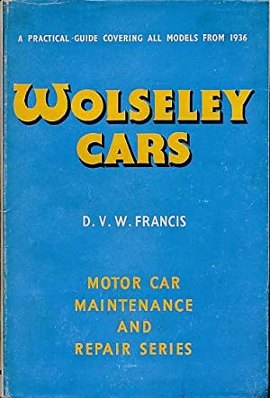 Wolseley Cars: Francis, D V W