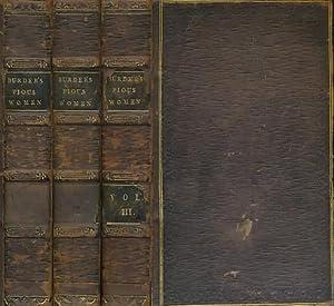 Memoirs of Eminently Pious Women of the British Empire. 3 volume set: Burder, Samuel