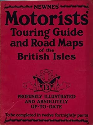 Newnes' Motorists' Touring Guide of the British Isles. Part 5: Newnes