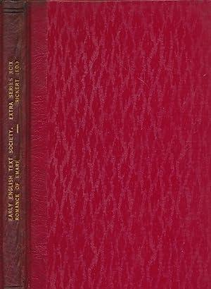 The Romance of Emaré. Early English Text Society: Rickert, Edith [ed.]
