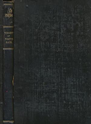 Torrent of Portyngale. Early English Text Society: Adam, E [ed.]