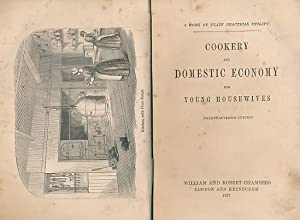 Cookery and Domestic Economy for Young Housewives: Chambers
