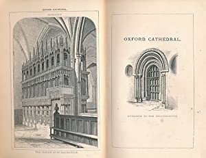 Oxford. Peterborough. Norwich. Ely. Lincoln. Handbook to the Cathedrals of England. Eastern ...