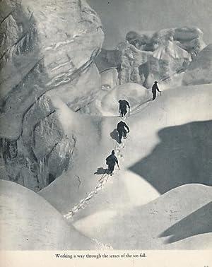 The Mount Everest Reconnaissance Expedition 1951: Shipton, Eric