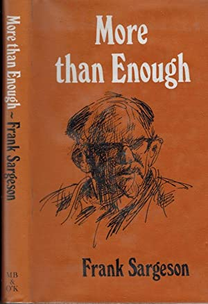 More than Enough: Sargeson, Frank