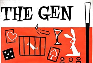 The Gen. Volume 14 complete. May 1958 - April 1959: Stanley, Harry [ed.]