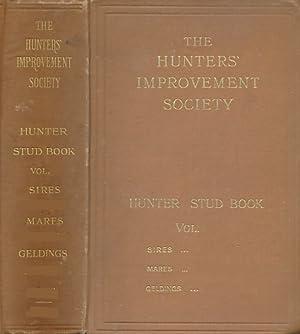 The Hunter Stud Book. Volume V. 1910-11: Kingscote, G C