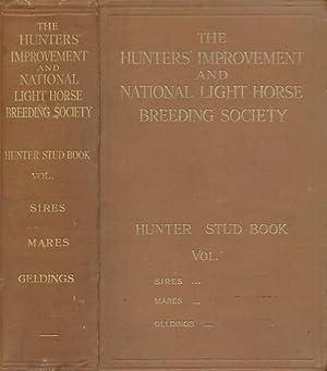 The Hunter Stud Book. Volume VI. 1912-13: Hoare, Henry [ed.]