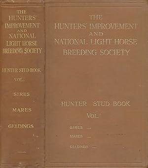 The Hunter Stud Book. Volume VII. 1914-15: Hoare, Henry [ed.]