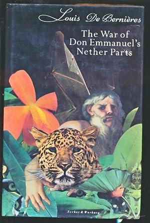 The War of Don Emmanuel's Nether Parts: de Bernières, Louis