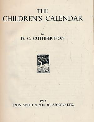 The Children's Calendar: Cuthbertson, D C