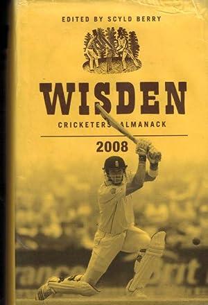 Wisden Cricketers' Almanack 2008. 145th edition: Berry, Scyld [ed.]