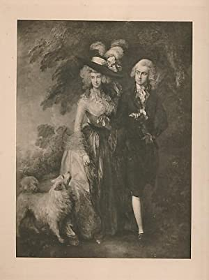 Gainsborough and his Place in English Art: Armstrong, Walter