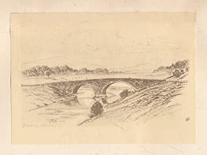 Teviot Reaches. Sketched and Etched: Taylor, R M