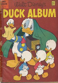 Walt Disney's Duck Album. No 10: World Distributors