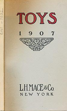 Illustrated Catalogue and Net Price List. Toys.: Jacobs, Flora Gill