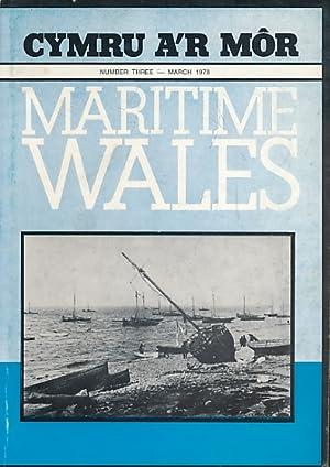 Cymru a'r Môr. Maritime Wales. No 3: Eames, Aled; Lloyd,