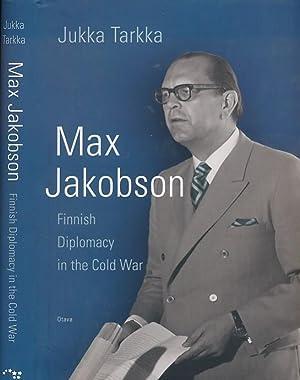 Max Jakobson. Finnish Diplomacy in the Cold: Tarkka, Jukka